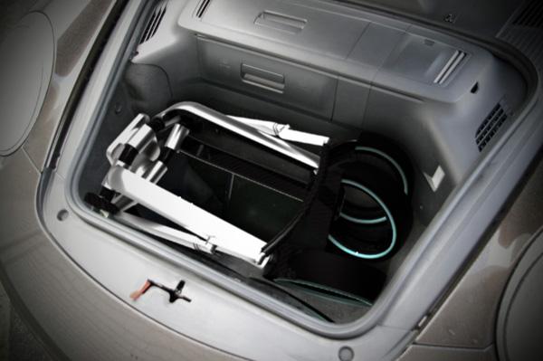 Porsche-baby-stroller