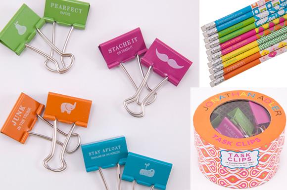 designer office supplies : sandra espinet