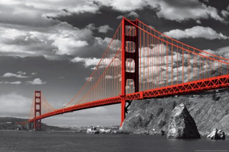 The Golden Gate Bridge Sandra Espinet