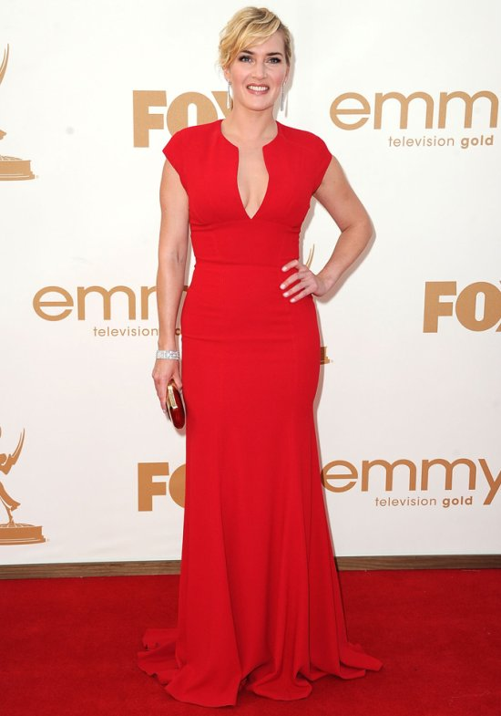Kate-winslet-emmy-2011-red-gown