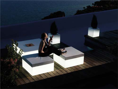 Quadrant by Vondom