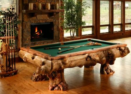 pool tables : sandra espinet