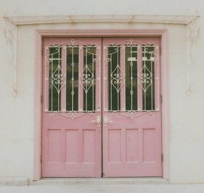 Beautiful-old-pink-doors · Tumblr_m2wferZ8JH1qijinho1_500 & Pink Doors : Sandra Espinet pezcame.com