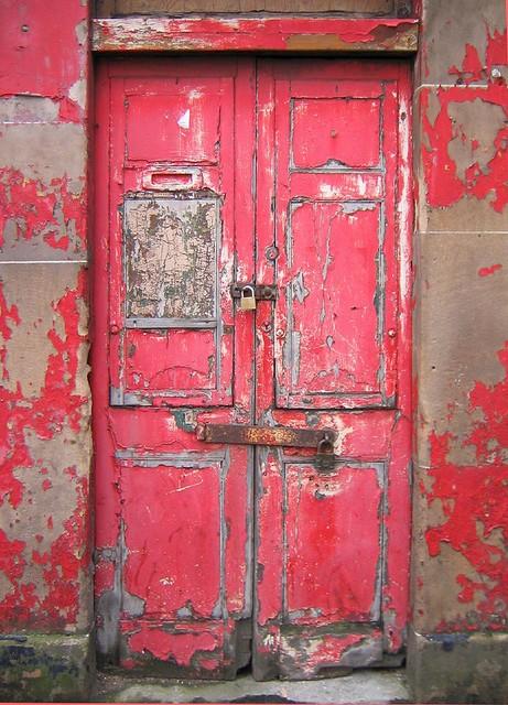 Pink Doors & Pink Doors : Sandra Espinet