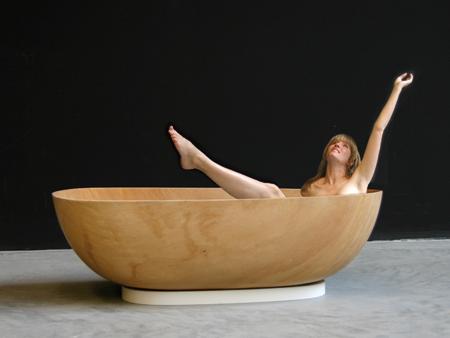 Wooden Bath Tub · Wooden_bathtub_by_arteggiando_design_image_title_filtg