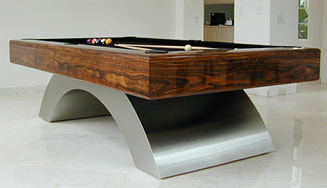 Expensive Pool Table pool tables : sandra espinet