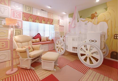 Delicieux Baby Room Nursery Design
