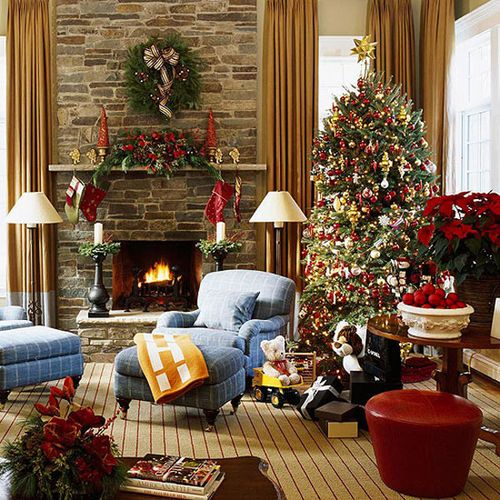 Christmas-living-room-10-33-christmas-decorations-ideas-bringing-the-christmas-spirit-into-your-living-room-photo-14