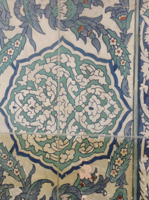 sandra espinet turkish tile