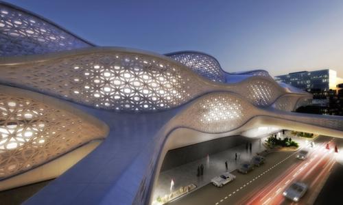 Designboom-zaha-hadid-KAFD-metro-station-01
